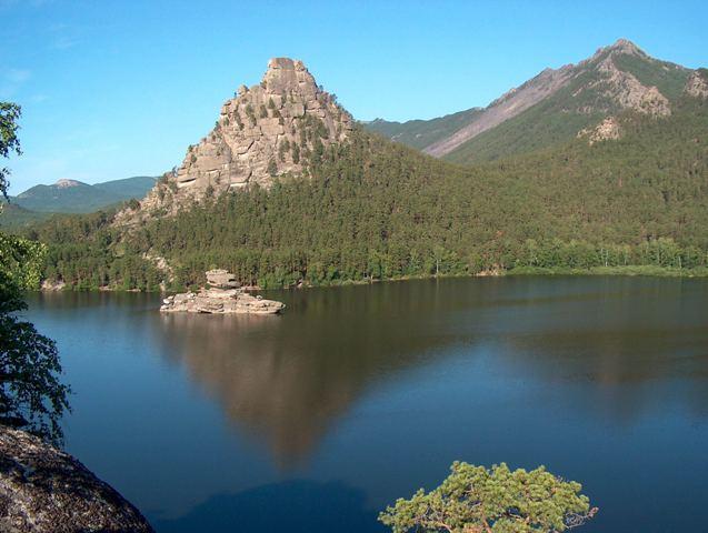 Национальный парк Боровое.