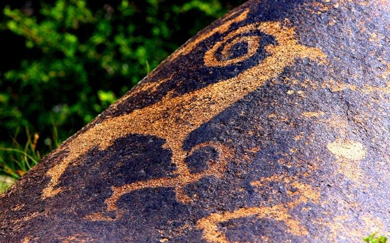 The Ptroglyphs of Small Koitas and vicinities.