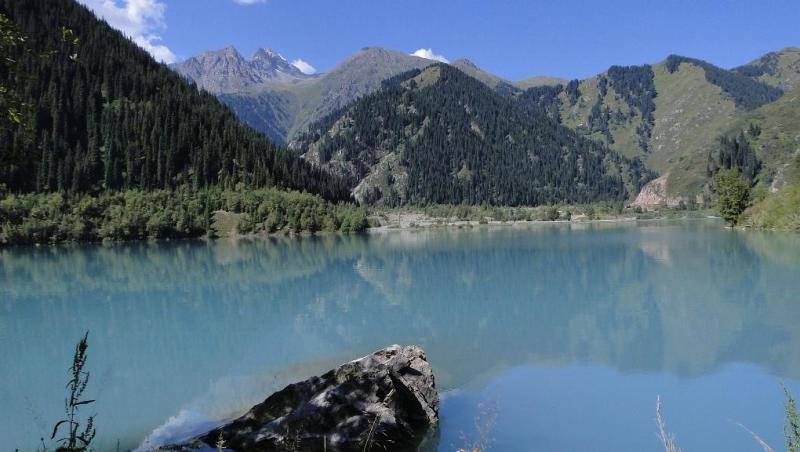 Озеро Иссык.