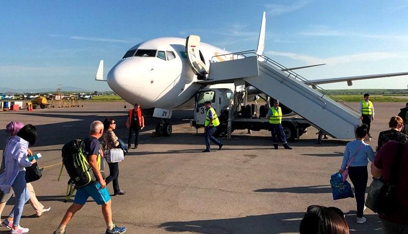Скоро вылет на Ак-Кайнар.