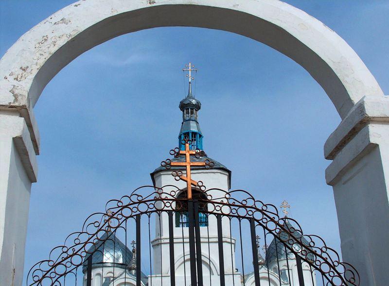 Благовещенский собор в Актау.