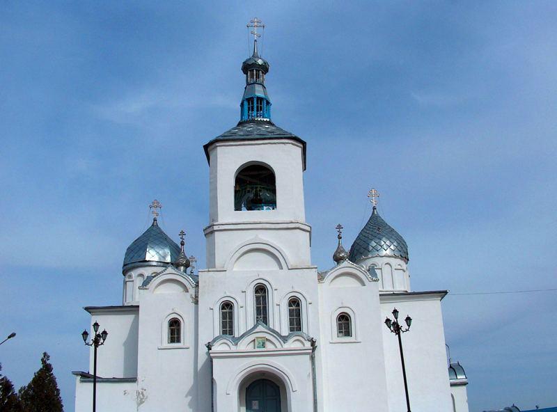 Orthodox church the Blagoveshchenskiy.