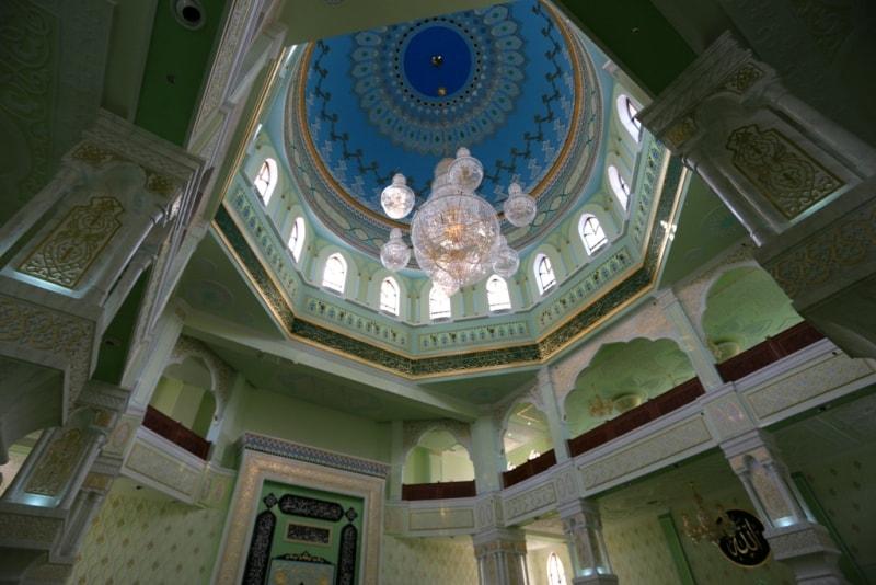 Мечеть Байкен.