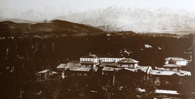 Алма-Ата. 1935 год.