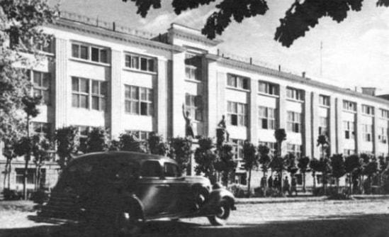 Улица Кирова, ныне Карасай-батыра.