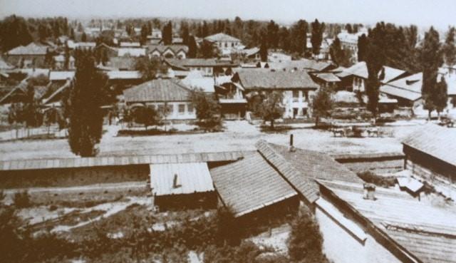 Panorama Alma-Ata. 1930