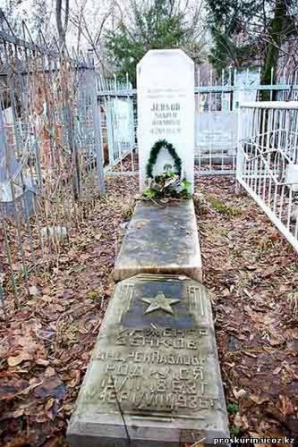 Инженер Зенков Андрей Павлович. Родился 19 II 1863 г. Умер 1 VIII 1936 г.