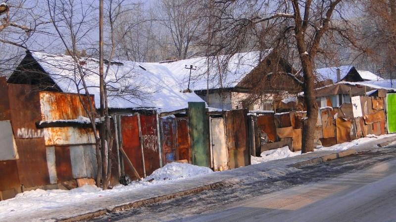 Улица Кабанбай батыра.