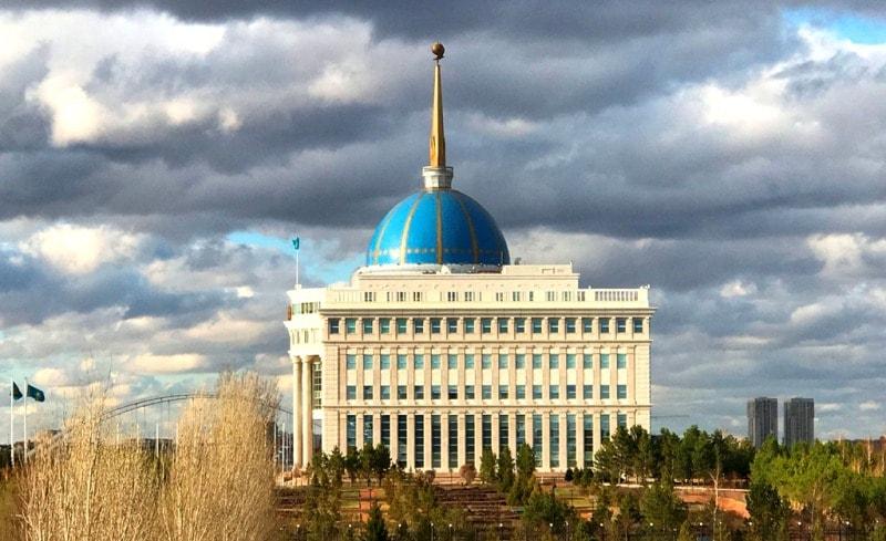 Ак-Орда резиденция.
