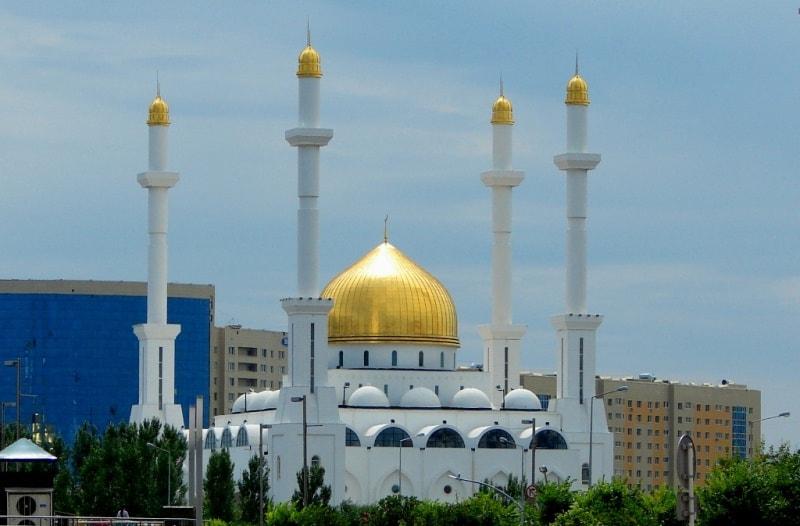 Nur Astana Mosque.