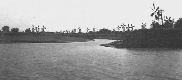 Протока Перетаска.