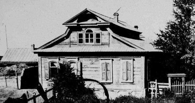 Усадьба С.Е. Толстова в Гурьеве.
