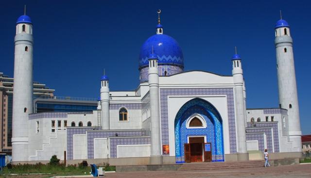 Мечеть Имангали в Атырау.