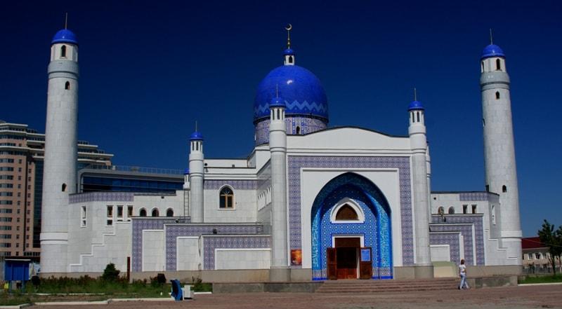 Мечеть Имангали.