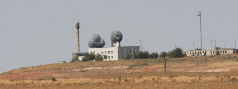 Площадка 44 на космодроме Байконур.