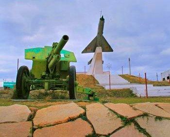 Монумент Памяти.