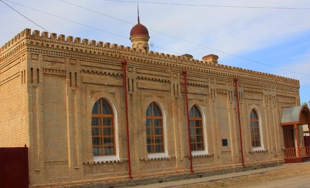 Мечеть Ногая в Казалы.