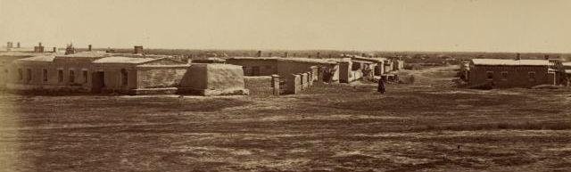 Восточная часть Аральского военного укрепления Форт № 1.