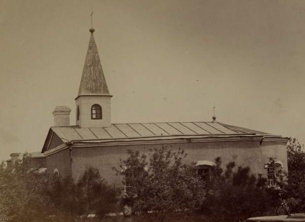 Церковь в Форт № 2.