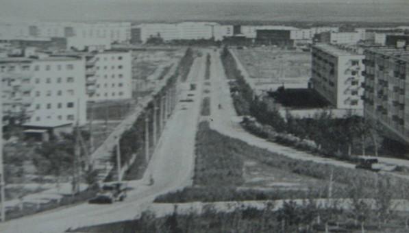 Эта фотография сделана с телевышки города.