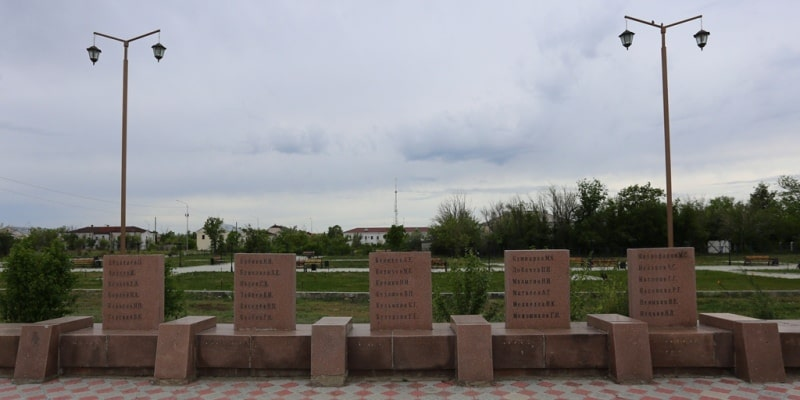 Victory Monument.