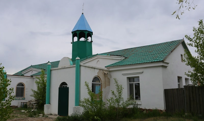 Town mosque.