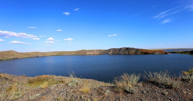 Озеро Атомное.