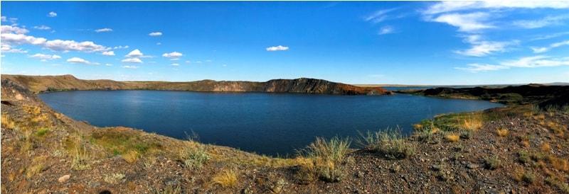 Озеро Шаган (Атомное).