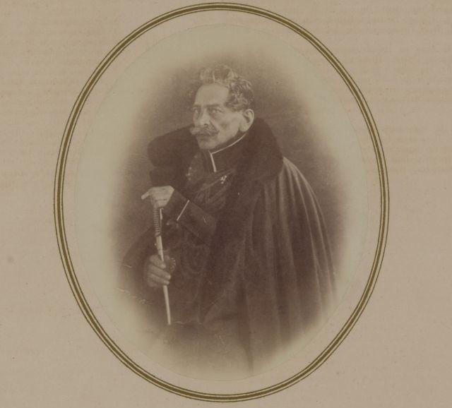 Оренбургский генерал губернатор и командующий войсками оренбургского корпуса генерал-адъютант граф А. Перовский.