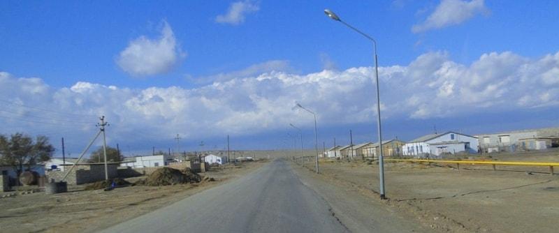 Settlement Shetpe.