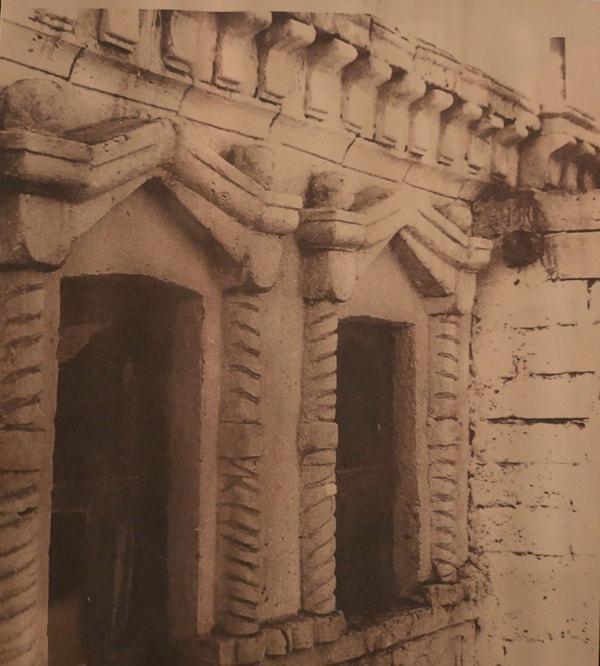 Дом Мурын Сенгирбайулы. Фотография 180-ых годов прошлого столетия.