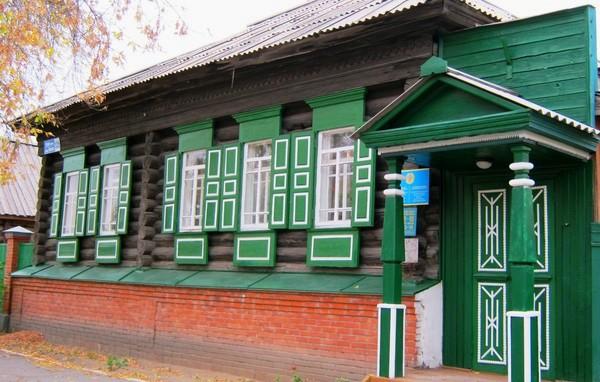 Дом-музей Майры Шамсутдиновой в Павлодаре.
