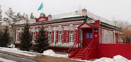 Пвлодарский музей литературы и изобразительного искусства.
