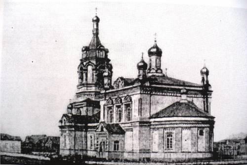 Троицкий собор Павлодара.