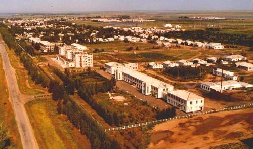 Поселок Константиновка. Равнопольский сельский округ, Успенский район, Павлодарская область.