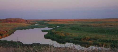Река Шидерты.