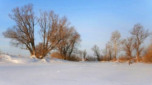 Окрестности села Чернореское. Река Белая.