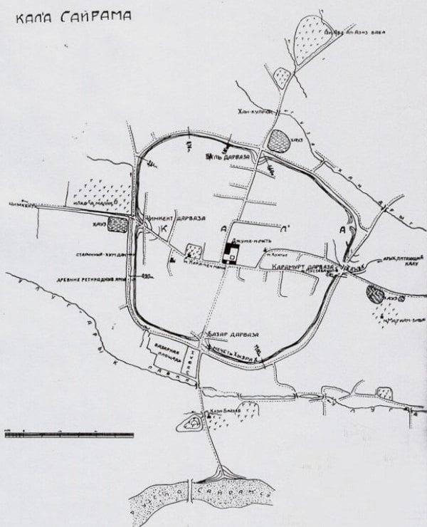 План Сайрама.