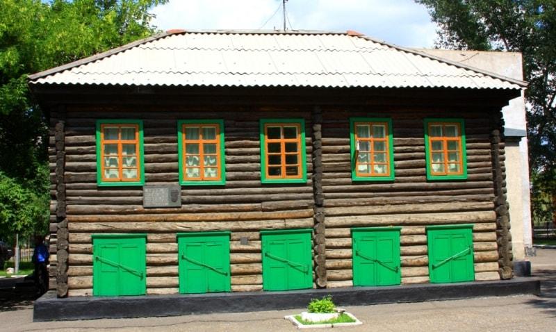 Музей Достоевского в Семпипалатинске.