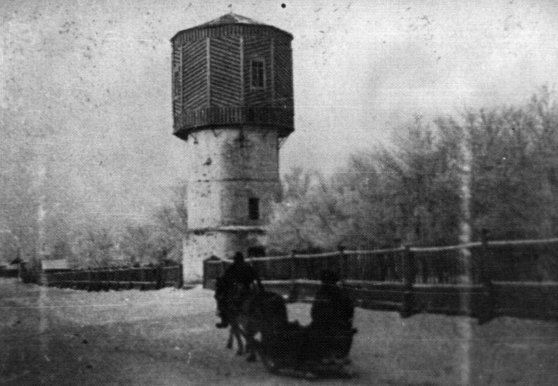 Город Семипалатинск. Конец XIX века, автор фотографии неизвестен.