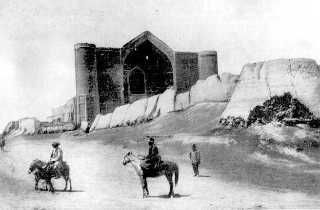 1907 год.
