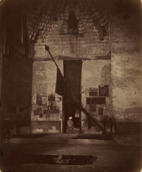 Город Туркестан. Мавзолей правнучки эмира Тимура Курагана, Рабии Бегим, умершей в 1475 - 1476 г.г. (в 880 году хиджры).