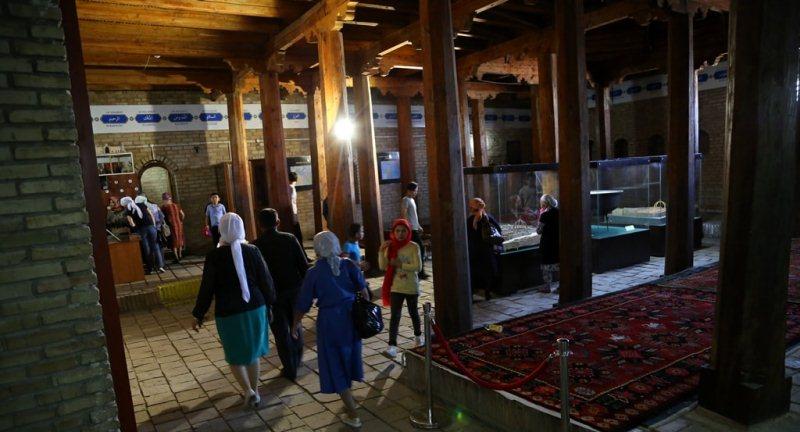 Underground mosque of Hilvet.