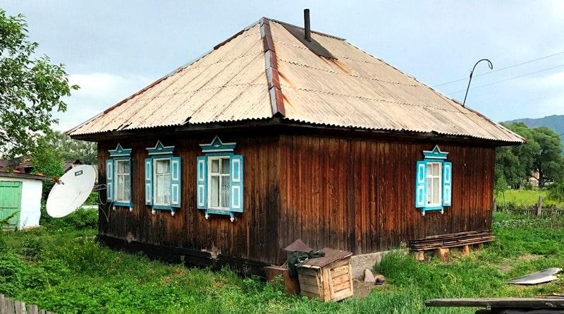 Село Черемшанка и его достопримечательности.