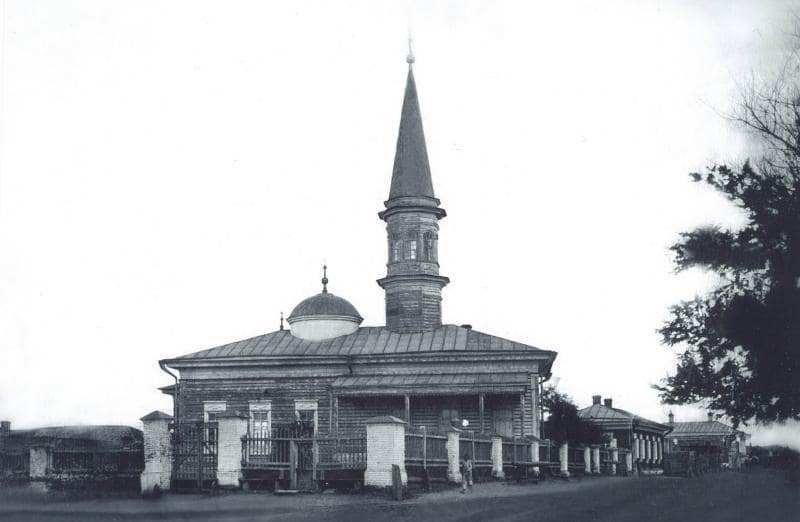 Мечети Семипалатинска.