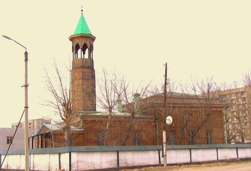 Семипалатинская мечеть Тыныбая.
