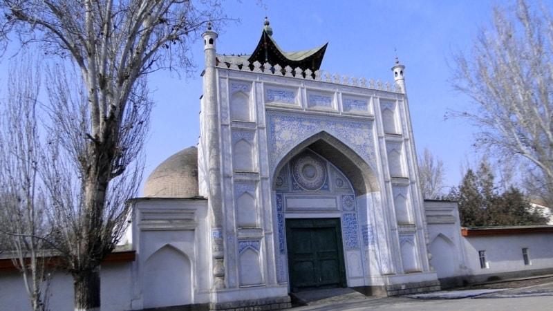 Жаркентская мечеть.