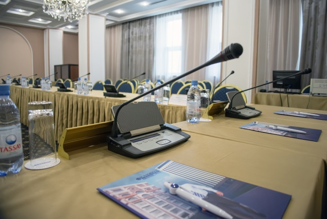"Conference hall ""Eurasia"""