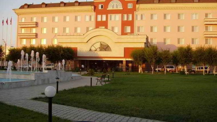 Hotel Atyrau Dastan.