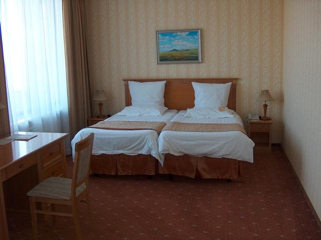 Double room.
